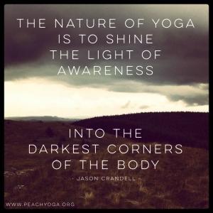 Light of awareness